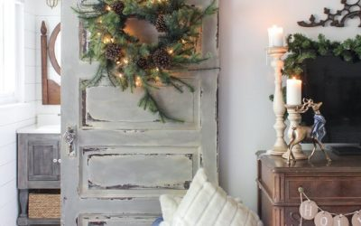 Prepara la Casa para Navidad con pequeñas Reformas y Decoraciones Navideñas que son Tendencia