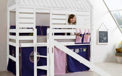 Crea un Dormitorio Diferente con Camas Infantiles Originales