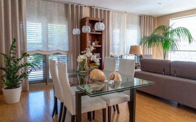 Cortinas decorativas y funcionales, la mejor opción para tu casa