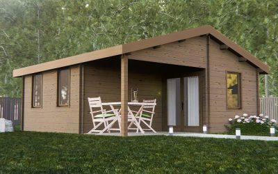 Por qué deberías elegir una casa de madera