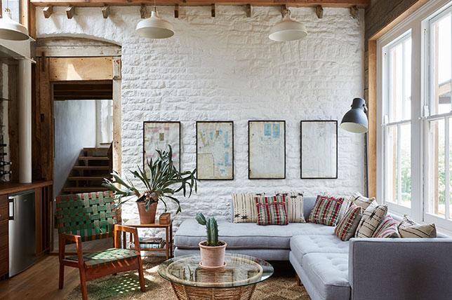 Ideas para Decorar una Casa de Campo Moderna