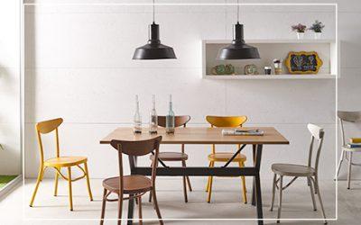 Cómo decorar un salón con muebles de diseño