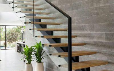 Escaleras que harán que tu casa sea singular