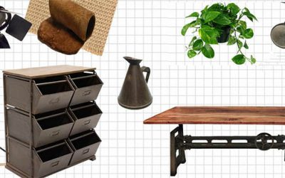 ¿Rústico, vintage o industrial? Tú decides el estilo para tu hogar con personalidad