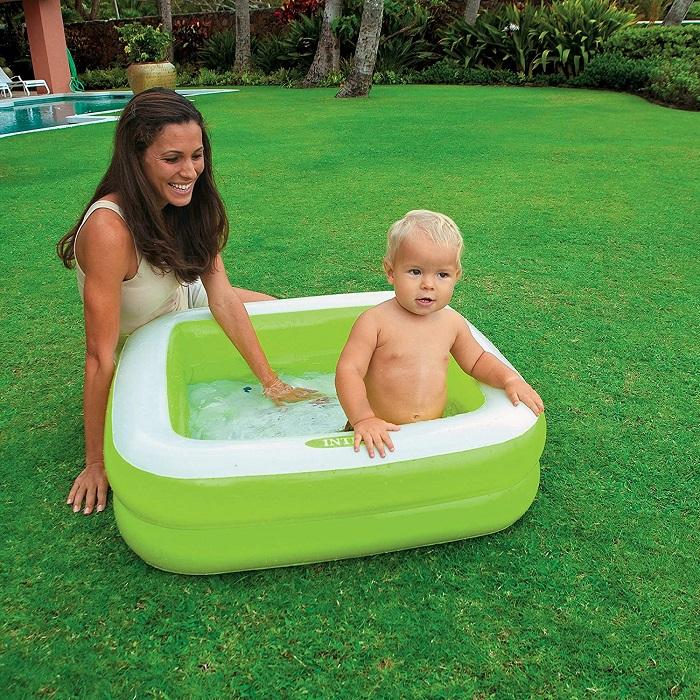 Piscina hinchable para bebés