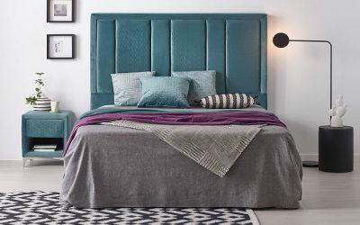 ¿Pensando en darle un nuevo aire a tu dormitorio? ¡Mira estos cabeceros tapizados!