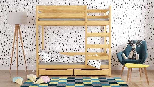 Los tipos de cama que hay para el dormitorio de tus hijos