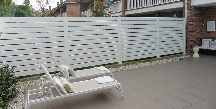 Cerramiento terraza PVC