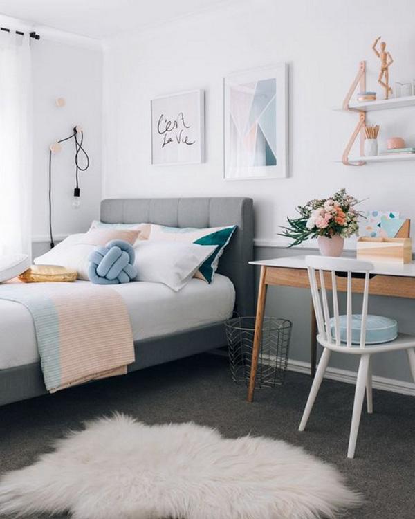 Cómo amueblar un dormitorio juvenil