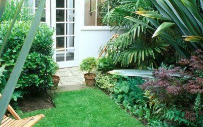 Mirad estos diseños de jardines pequeños… ¡Son encantadores!