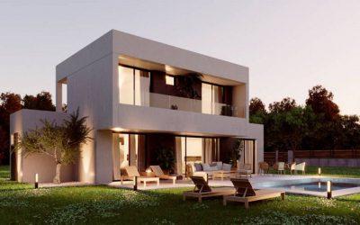 Descubre las ventajas de las casas modulares de hormigón: un tipo de vivienda en pleno auge