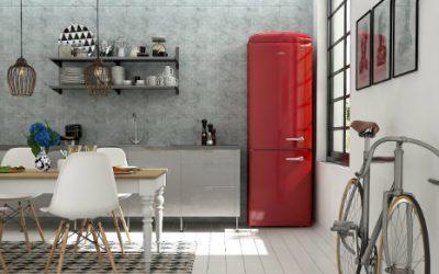 Cómo elegir electrodomésticos que encajen con el estilo de la casa